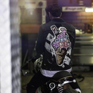 Handbrake Design - Denim Jacket - Perth