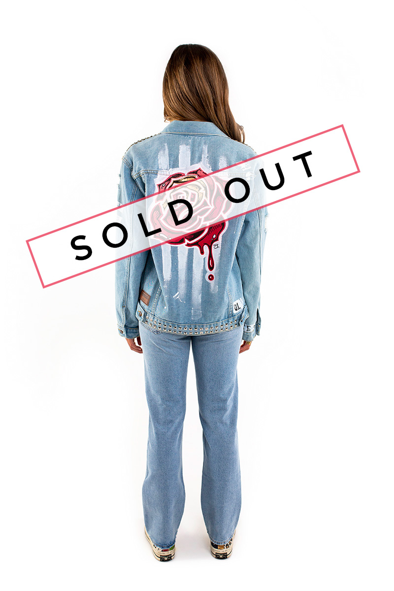 Rose BACK sold out