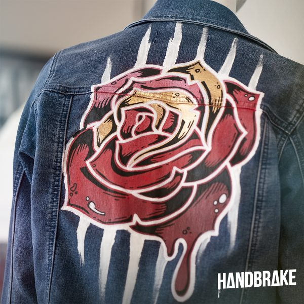 Rose Jacket Denim - Handbrake Design - Perth