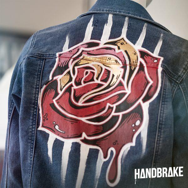 Rose Jacket Denim - Handbrake Design - Perth