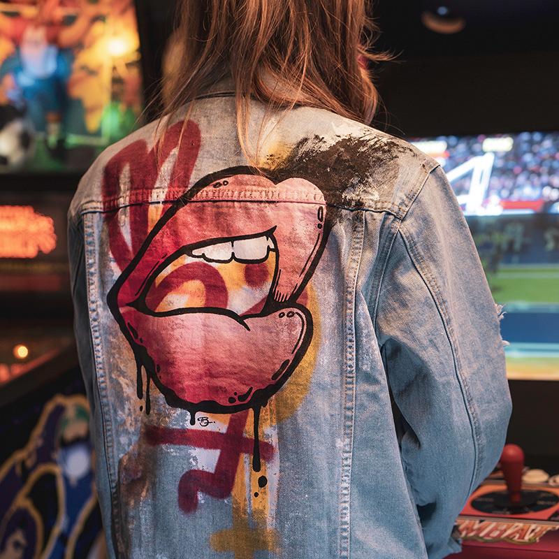 Lips arcade 01