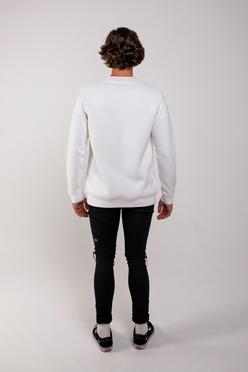 Sweater mens BACK