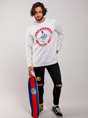 Authentic Deli Sweater