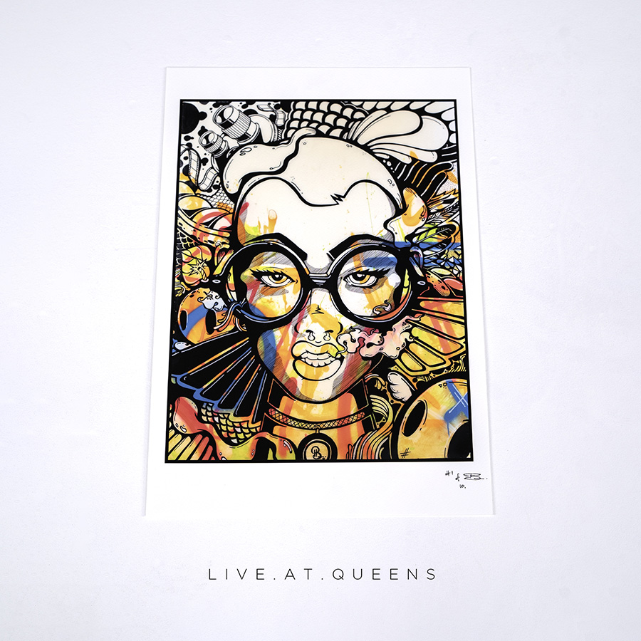 PRINT_Live at Queens_01_sml