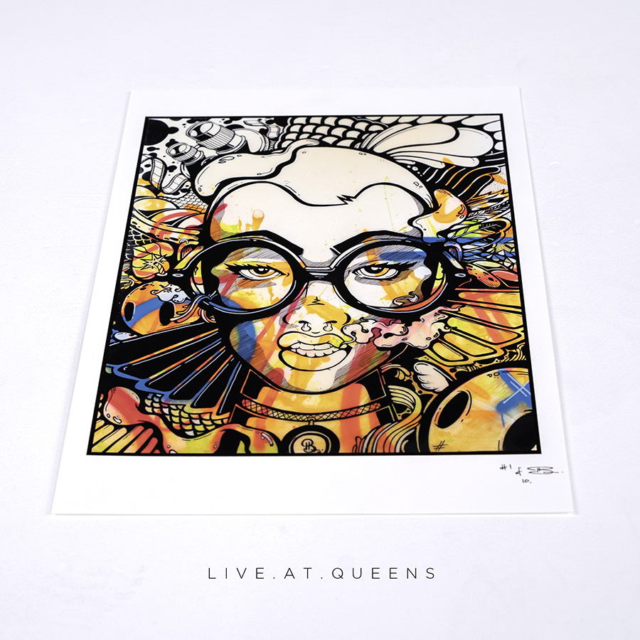 PRINT_Live at Queens_02_sml