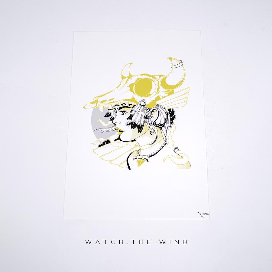 PRINT_Watch the Wind_01