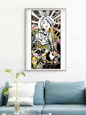 Pocahontas Artwork Print